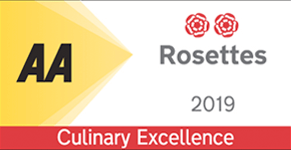 Culinary Excellence aa badge