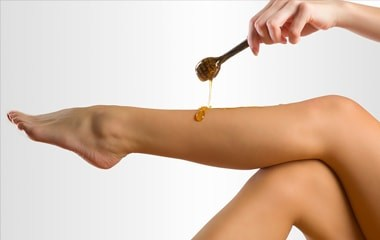 spa and beauty waxing